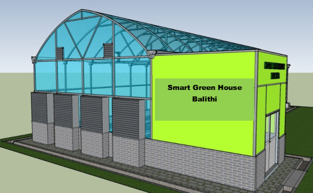 Rencana Pembangunan Smart Green House